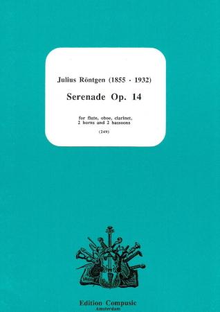 SERENADE Op.14 score & parts