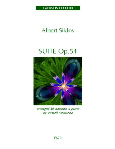 SUITE Op.54 - Digital Edition