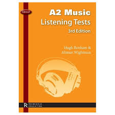 Edexcel A2 MUSIC LISTENING TESTS (3rd Edition)