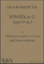 SONATA in G Op.44/3