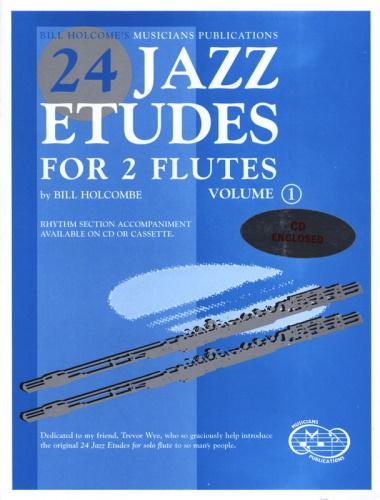 24 JAZZ ETUDES CD