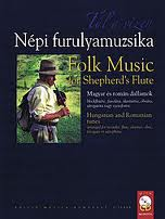 FOLK MUSIC FOR SHEPHERD'S FLUTE + CD