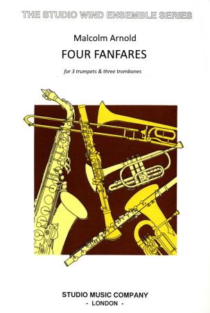 FOUR FANFARES (score & parts)