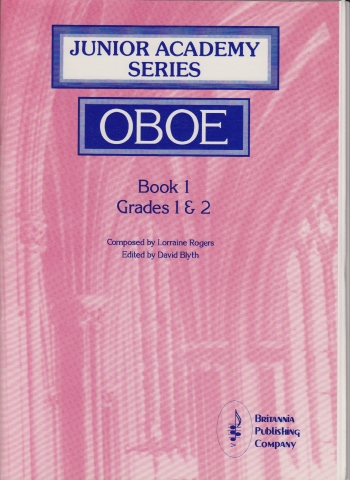 JUNIOR ACADEMY SERIES: OBOE Book 1