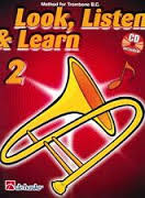 LOOK, LISTEN & LEARN Duo Book 2 bass clef