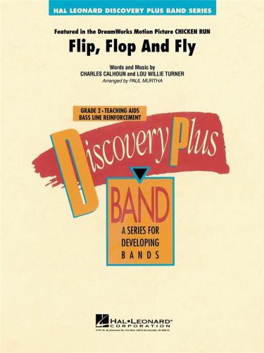 FLIP, FLOP & FLY (score)