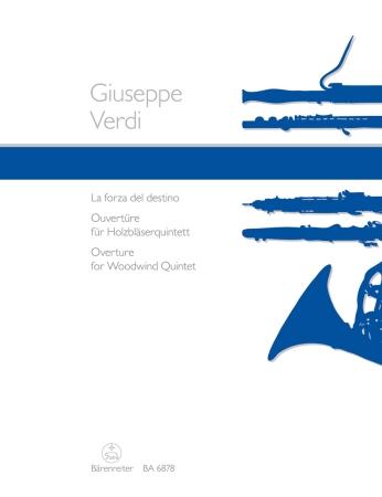 LA FORZA DEL DESTINO Overture (set of parts)