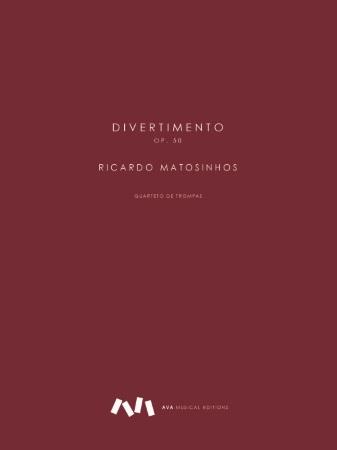 DIVERTIMENTO Op.50 (score & parts)