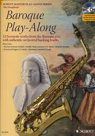 BAROQUE PLAYALONG + CD