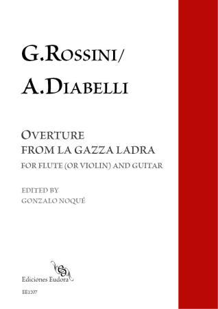 OVERTURE from La Gazza Ladra