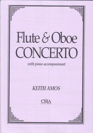 FLUTE AND OBOE CONCERTO
