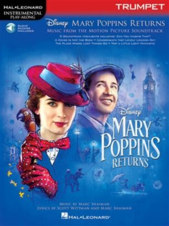 MARY POPPINS RETURNS + Online Audio