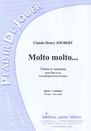 MOLTO MOLTO... Theme & Variations
