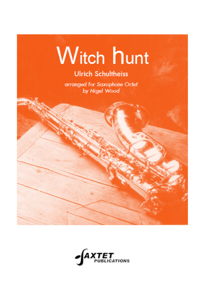 WITCH HUNT (score & parts)
