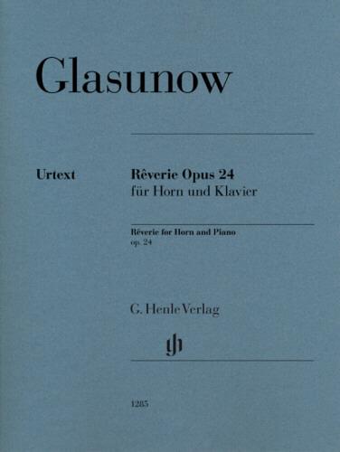REVERIE Op.24 (Urtext)