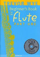 BEGINNER'S BOOK FOR THE FLUTE Part 1 + CD