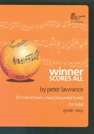 WINNER SCORES ALL Tuba Part (bass clef)