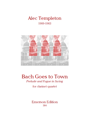 BACH GOES TO TOWN (score & parts)