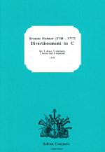 DIVERTISSEMENT in C
