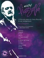 EASY PIAZZOLLA + CD