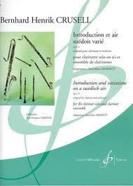 INTRODUCTION ET AIR SUEDOIS VARIE