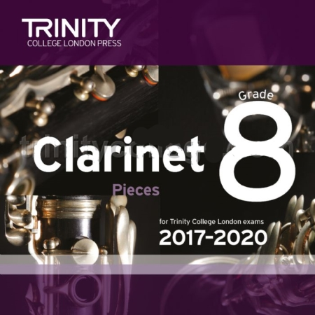 CLARINET PIECES 2017-2020 Grade 8 CD