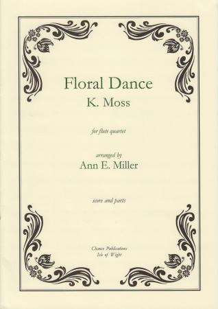 FLORAL DANCE (score & parts)