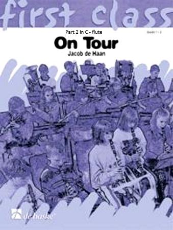 FIRST CLASS ON TOUR Part 2 C: Flute