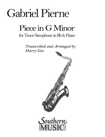 PIECE in g minor