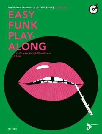 EASY FUNK PLAY-ALONG + CD