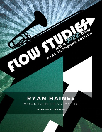FLOW STUDIES WITH A JAZZ FLAVOUR for Bass Trombone