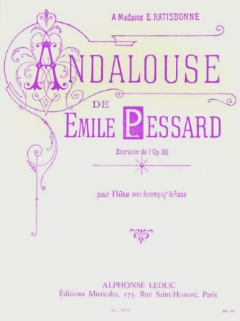 ANDALOUSE from Op.20