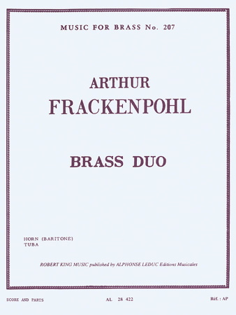 BRASS DUO