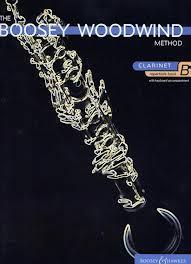 BOOSEY WOODWIND METHOD REPERTOIRE Book B