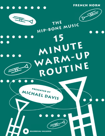 15 MINUTE WARM-UP ROUTINE + CD