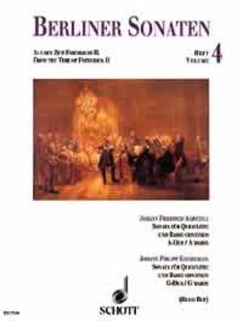 BERLINER SONATEN Volume 4