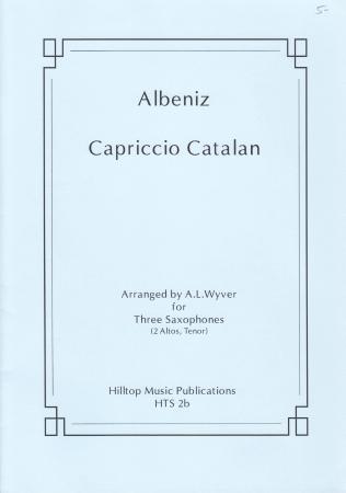 CAPRICCIO CATALAN (score & parts)