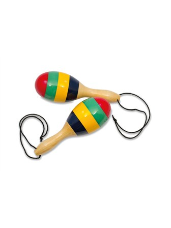 ORNAMENT Maracas (1 Pair)