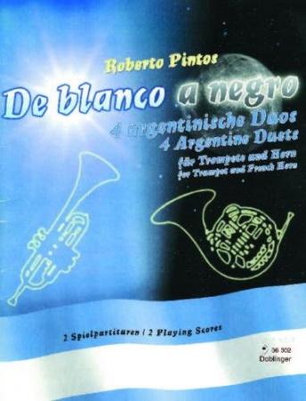 DE BLANCO A NEGRO 4 Argentine Duets