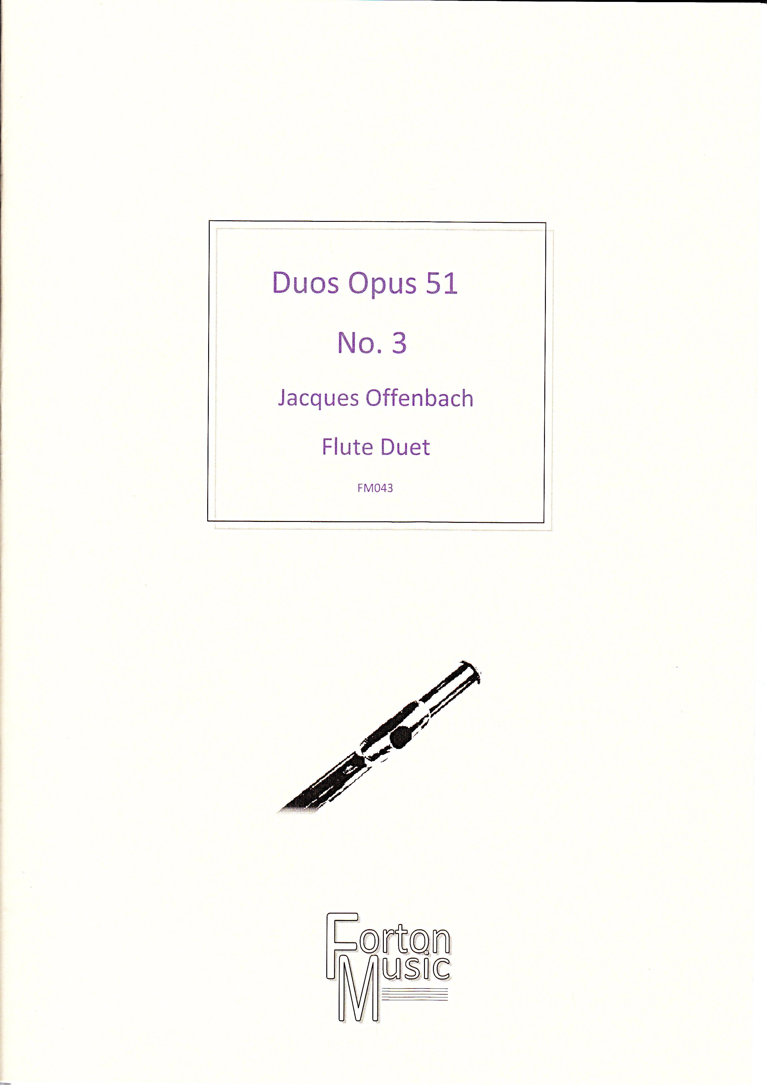 DUOS Op.51/3
