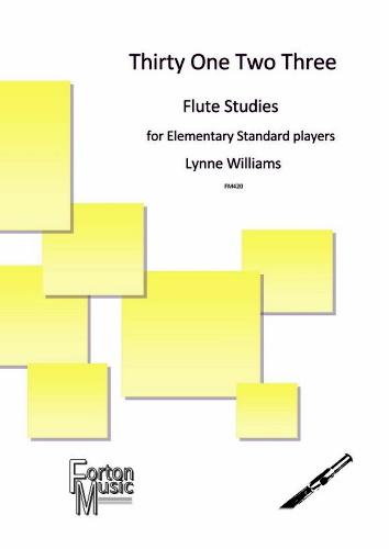 THIRTY ONE TWO THREE Flute Studies