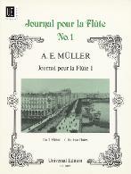 JOURNAL POUR LA FLUTE No.1