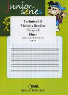 TECHNICAL & MELODIC STUDIES Volume 3
