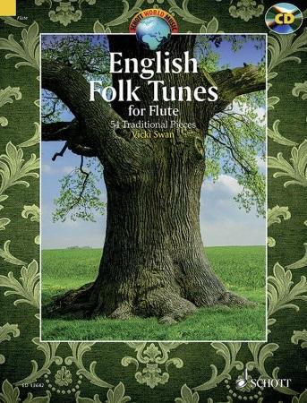 ENGLISH FOLK TUNES + CD