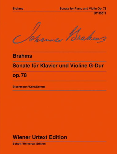 SONATA in G major, Op.78