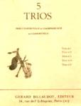 CINQ TRIOS No.2