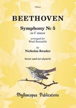 SYMPHONY No.5 (score & parts)