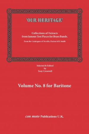 OUR HERITAGE Volume 8