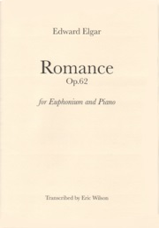 ROMANCE Op.62 (treble/bass clef)
