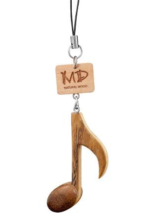 QUAVER Wooden Instrument Strap